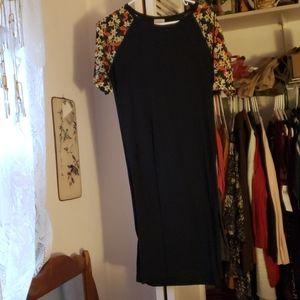 Fall theme dress
